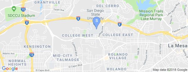 San Diego State Open Air Theatre
